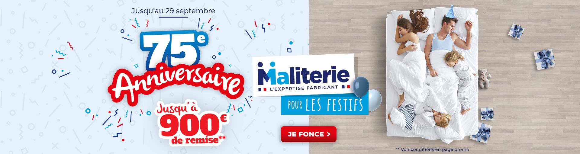 Maliterie.com : Direct Fabricant jusqu'au à 50% d'économie